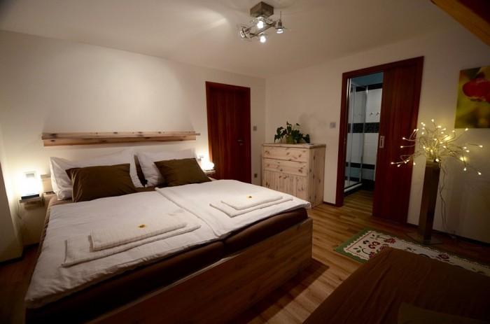 Borůvkový pokoj