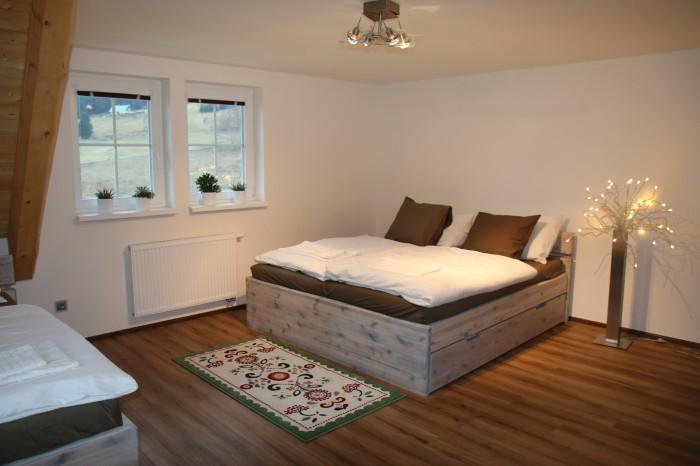 Brusinkový pokoj